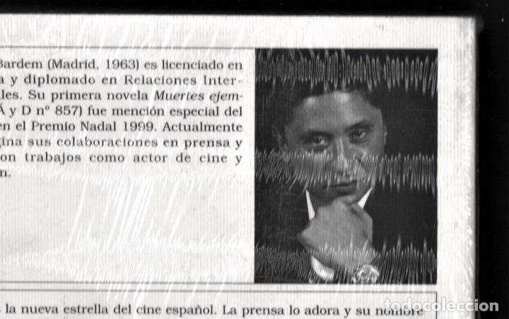 Libros: CARLOS BARDEM BUZIANA O EL PESO DEL ALMA ED DESTINO 2002 1ª EDICIÓN ÁNCORA DELFIN Nº946 PLASTIFICADO - Foto 3 - 220749212
