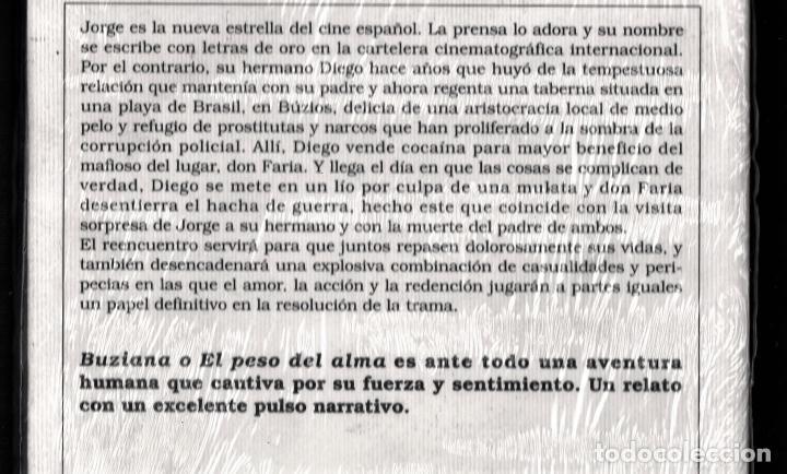 Libros: CARLOS BARDEM BUZIANA O EL PESO DEL ALMA ED DESTINO 2002 1ª EDICIÓN ÁNCORA DELFIN Nº946 PLASTIFICADO - Foto 10 - 220749212