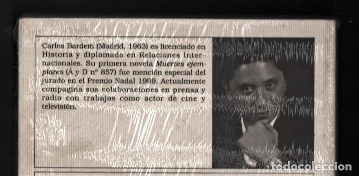 Libros: CARLOS BARDEM BUZIANA O EL PESO DEL ALMA ED DESTINO 2002 1ª EDICIÓN ÁNCORA DELFIN Nº946 PLASTIFICADO - Foto 18 - 220749212