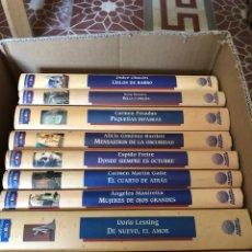 Libros: LOTE LIBROS ESCRITORAS DE HOY PLANETA DEAGOSTINI AUTORAS. Lote 221442113