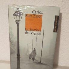 Livres: LA SOMBRA DEL VIENTO. CARLOS RUIZ ZAFÓN. CIRCULO. SIN ESTRENAR. Lote 221714992