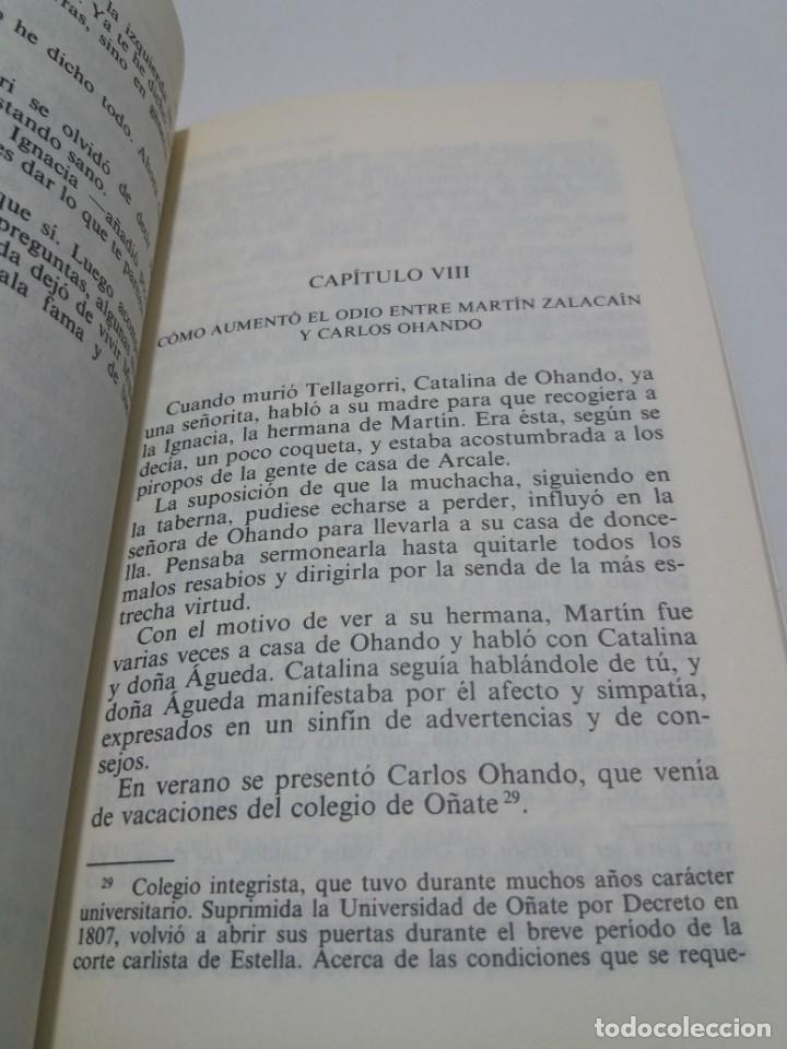 Libros: EMBLEMATICO ZALACAIN EL AVENTURERO PIO BAROJA - Foto 9 - 222081647