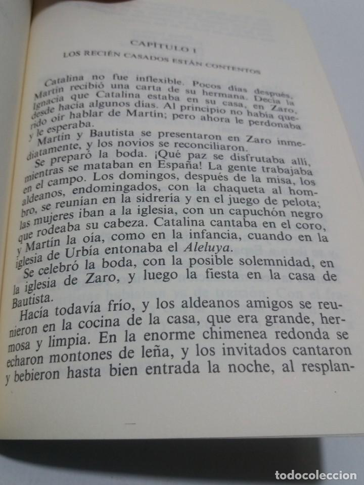 Libros: EMBLEMATICO ZALACAIN EL AVENTURERO PIO BAROJA - Foto 13 - 222081647