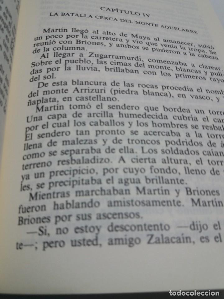 Libros: EMBLEMATICO ZALACAIN EL AVENTURERO PIO BAROJA - Foto 14 - 222081647
