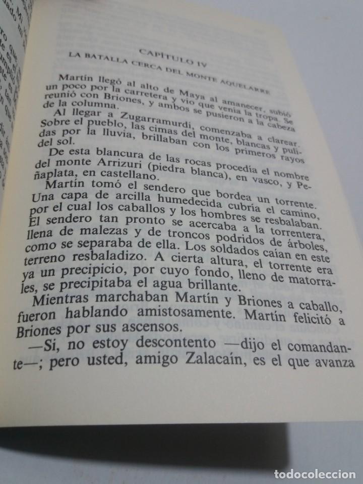 Libros: EMBLEMATICO ZALACAIN EL AVENTURERO PIO BAROJA - Foto 15 - 222081647