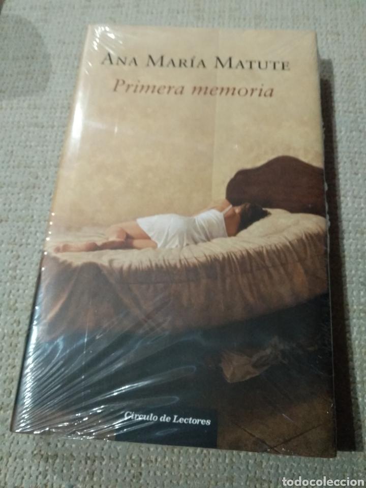 ANA MARÍA MATUTE. PRIMERA MEMORIA. CIRCULO DE LECTORES. NUEVO (Libros Nuevos - Narrativa - Literatura Española)