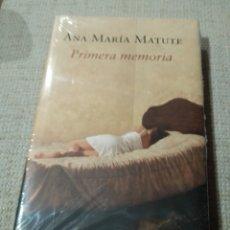 Libros: ANA MARÍA MATUTE. PRIMERA MEMORIA. CIRCULO DE LECTORES. NUEVO. Lote 222291633