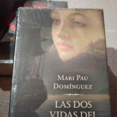 Libros: LAS DOS VIDAS DEL CAPITÁN. MARI PAU DOMÍNGUEZ. CIRCULO DE LECTORES. LIBRO NUEVO.. Lote 222292137