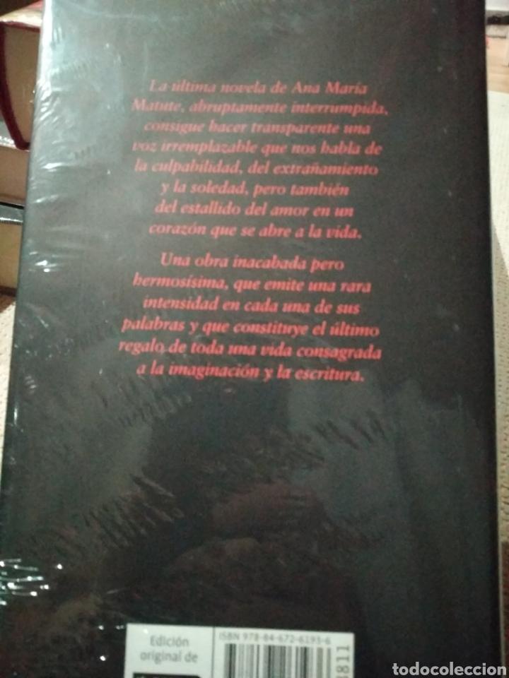 Libros: Ana María Matute. Demonios familiares. Circulo de lectores. Libro nuevo - Foto 2 - 222292411