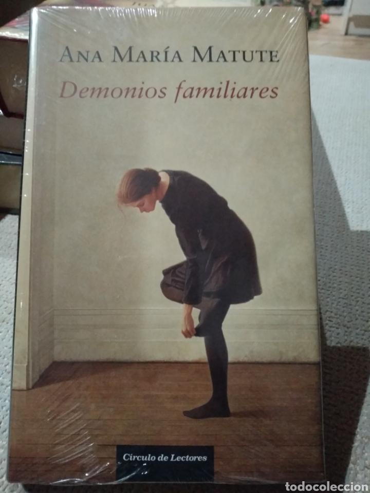ANA MARÍA MATUTE. DEMONIOS FAMILIARES. CIRCULO DE LECTORES. LIBRO NUEVO (Libros Nuevos - Narrativa - Literatura Española)