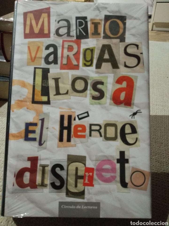 MARIO VARGAS LLOSA. EL HÉROE DISCRETO. CIRCULO DE LECTORES. LIBRO NUEVO (Libros Nuevos - Narrativa - Literatura Española)