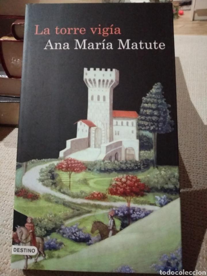 LA TORRE VIGÍA. ANA MARÍA MATUTE. LIBRO NUEVO. DESTINO (Libros Nuevos - Narrativa - Literatura Española)
