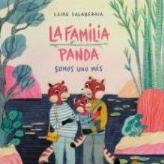 Libros: LA FAMILIA PANDA. SOMOS UNO MÁS. Lote 222552027
