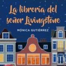 Libros: LA LIBRERÍA DEL SEÑOR LIVINGSTONE. Lote 222558090
