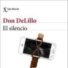 Libros: EL SILENCIO. Lote 222628006