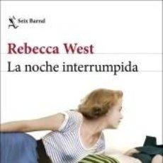 Libros: LA NOCHE INTERRUMPIDA. Lote 222646277