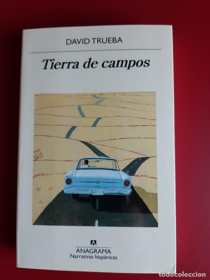 TIERRA DE CAMPOS - DAVID TRUEBA (Libros Nuevos - Narrativa - Literatura Española)