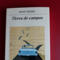 Livres: TIERRA DE CAMPOS - DAVID TRUEBA. Lote 223108252