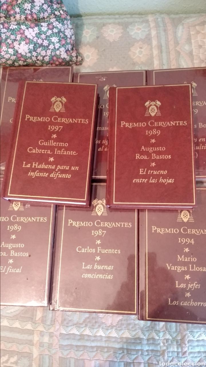 Libros: PREMIOS CERVANTES 23 libros . NUEVOS. - Foto 4 - 221402726