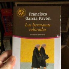 Livros: EL MUNDO 38: FRANCISCO GARCÍA PAVÓN LAS HERMANAS COLORADAS. Lote 223816076