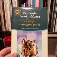 Livros: EL MUNDO 50 FERNANDO FERNÁN GÓMEZ EL VIAJE A NINGUNA PARTE. Lote 223832017