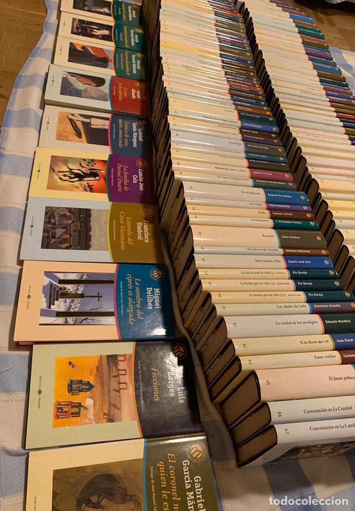 Libros: Colección completa de las 100 mejores novelas en castellano del Siglo XX - Foto 3 - 229411330