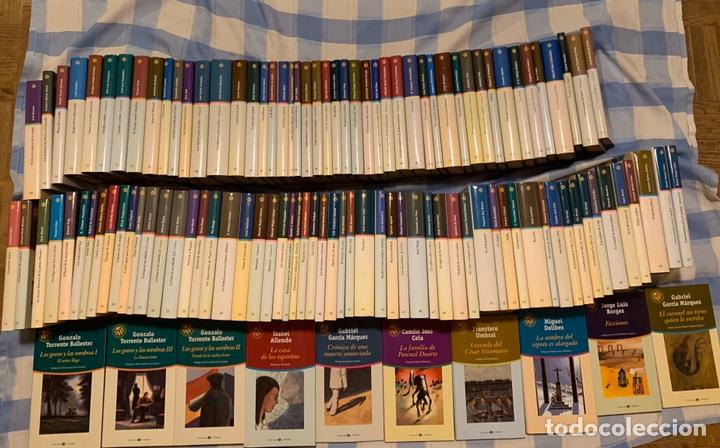 Libros: Colección completa de las 100 mejores novelas en castellano del Siglo XX - Foto 4 - 229411330