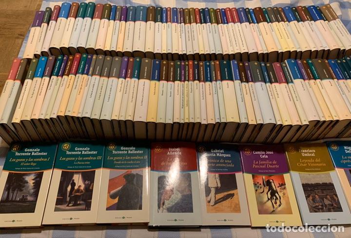 COLECCIÓN COMPLETA DE LAS 100 MEJORES NOVELAS EN CASTELLANO DEL SIGLO XX (Libros Nuevos - Narrativa - Literatura Española)