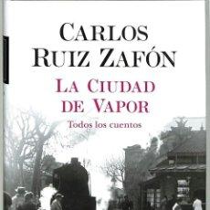 Livres: LA CIUDAD DE VAPOR. Lote 231912975