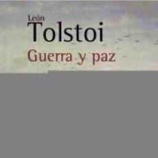 Libros: ESTUCHE - LEÓN TOLSTOI. Lote 234683740
