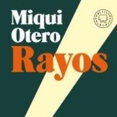 Libros: RAYOS. Lote 234683830