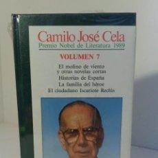 Libros: CAMILO JOSÉ CELA. OBRAS COMPLETAS. VOLUMEN 7. Lote 234747675