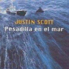 Libros: PESADILLA EN EL MAR. Lote 234839760