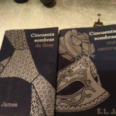 Libros: CINCUENTA SOMBRAS MAS OSCURAS Y LIBERADAS. Lote 235685765