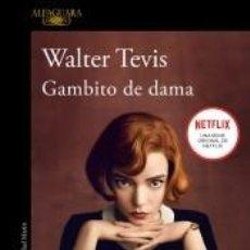 Libros: GAMBITO DE DAMA. Lote 235893665