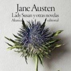 Libros: LADY SUSAN Y OTRAS NOVELAS. Lote 236120785
