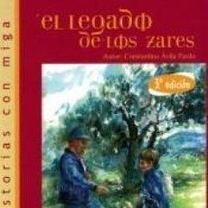 Libros: EL LEGADO DE LOS ZARES. Lote 237072775