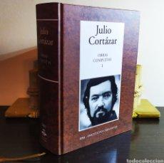 Libros: JULIO CORTÁZAR; OBRAS COMPLETAS I; RBA - INSTITUTO CERVANTES.. Lote 237140770
