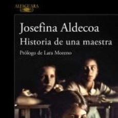 Libros: HISTORIA DE UNA MAESTRA. Lote 237252315