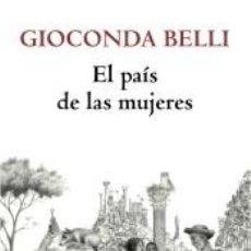 Livros: EL PAÍS DE LAS MUJERES. Lote 239926495