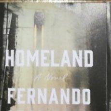 Libros: PATRIA. HOMELAND. FERNANDO ARAMBURU. EN INGLÉS. Lote 242227050