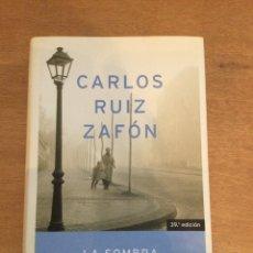 Libri: LA SOMBRA DEL VIENTO VIENTO. CARLOS RUIZ ZAFÓN. TAPA DURA. SIN USAR. Lote 242331505
