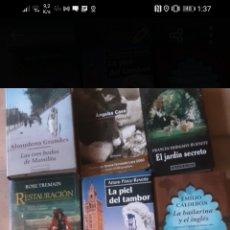 Libros: VARIOS. Lote 244776185