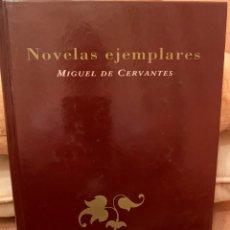 Libros: NOVELAS EJEMPLARES MIGUEL DE CERVANTES. Lote 245063875