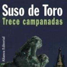 Libros: TRECE CAMPANADAS. Lote 245192145