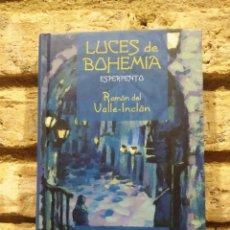 Libros: RAMÓN DEL VALLE-INCLÁN LUCES DE BOHEMIA (AUSTRAL EDICIONES ESPECIALES) TAPA DURA. Lote 246912000