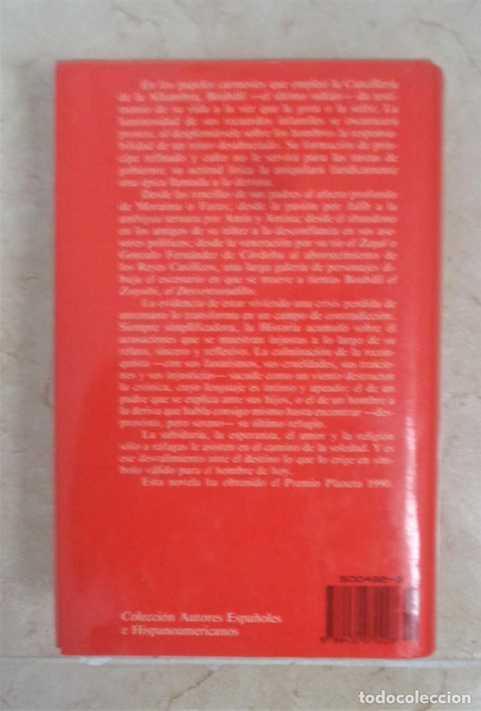 Libros: Antonio Gala EL MANUSCRITO CARMESI - Foto 2 - 252368235