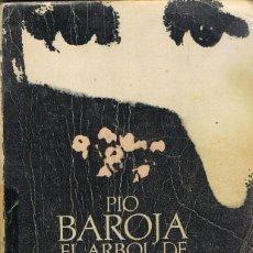 Libros: EL ARBOL DE LA CIENCIA -- PIO BAROJA. Lote 252536045
