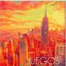Libros: JUEGOS DE AMOR. Lote 254158250