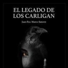 Libros: EL LEGADO DE LOS CARLIGAN. Lote 254188370